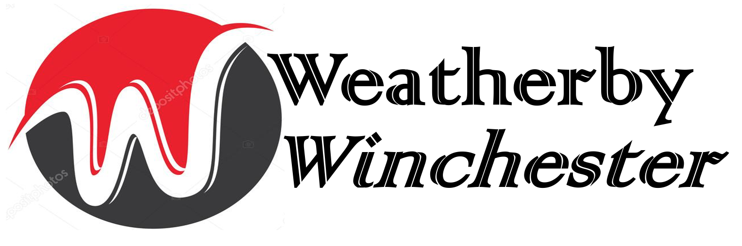 Weatherby and Winchester - weapon store